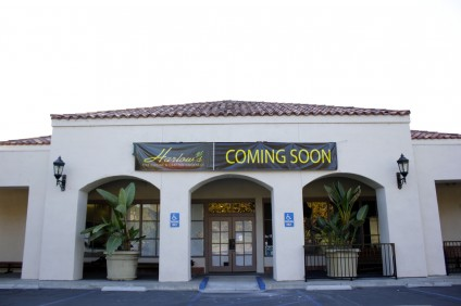 Harlow's is scheduled to open at Marbella Plaza by the end of 2012. Photo by Brian Park