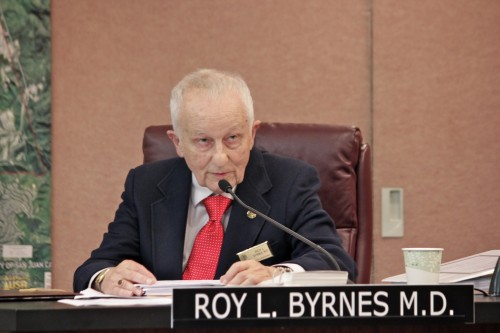 Councilman Roy Byrnes. Photo by Brian Park