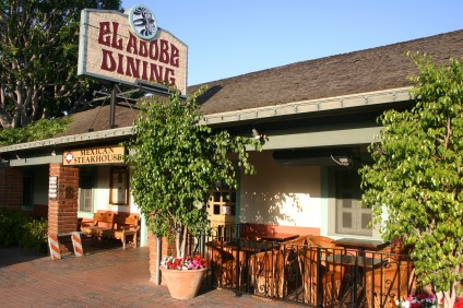 The historic El Adobe de Capistrano Restaurant in downtown San Juan Capistrano. File photo