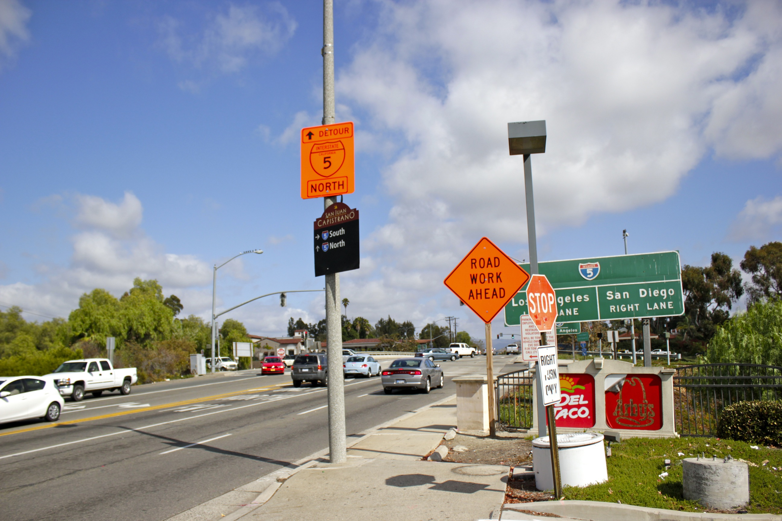 Caltrans' I-5 Projects to Affect South County Motorists | The