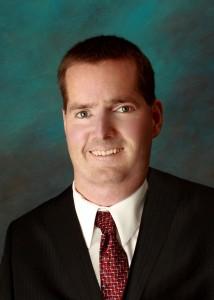 San Juan Capistrano City Councilman Derek Reeve. Courtesy of the city of San Juan Capistrano
