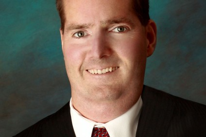 San Juan Capistrano City Councilman Derek Reeve. Courtesy of the city of San Juan Capistrano