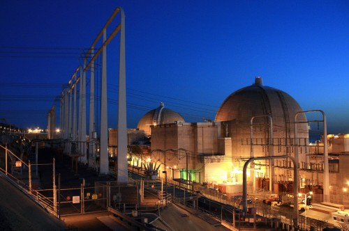 Southern California Edison, the majority owner and operator of San Onofre Nuclear Generation Station, says decommissioning process has reduced plant's potential danger. File photo