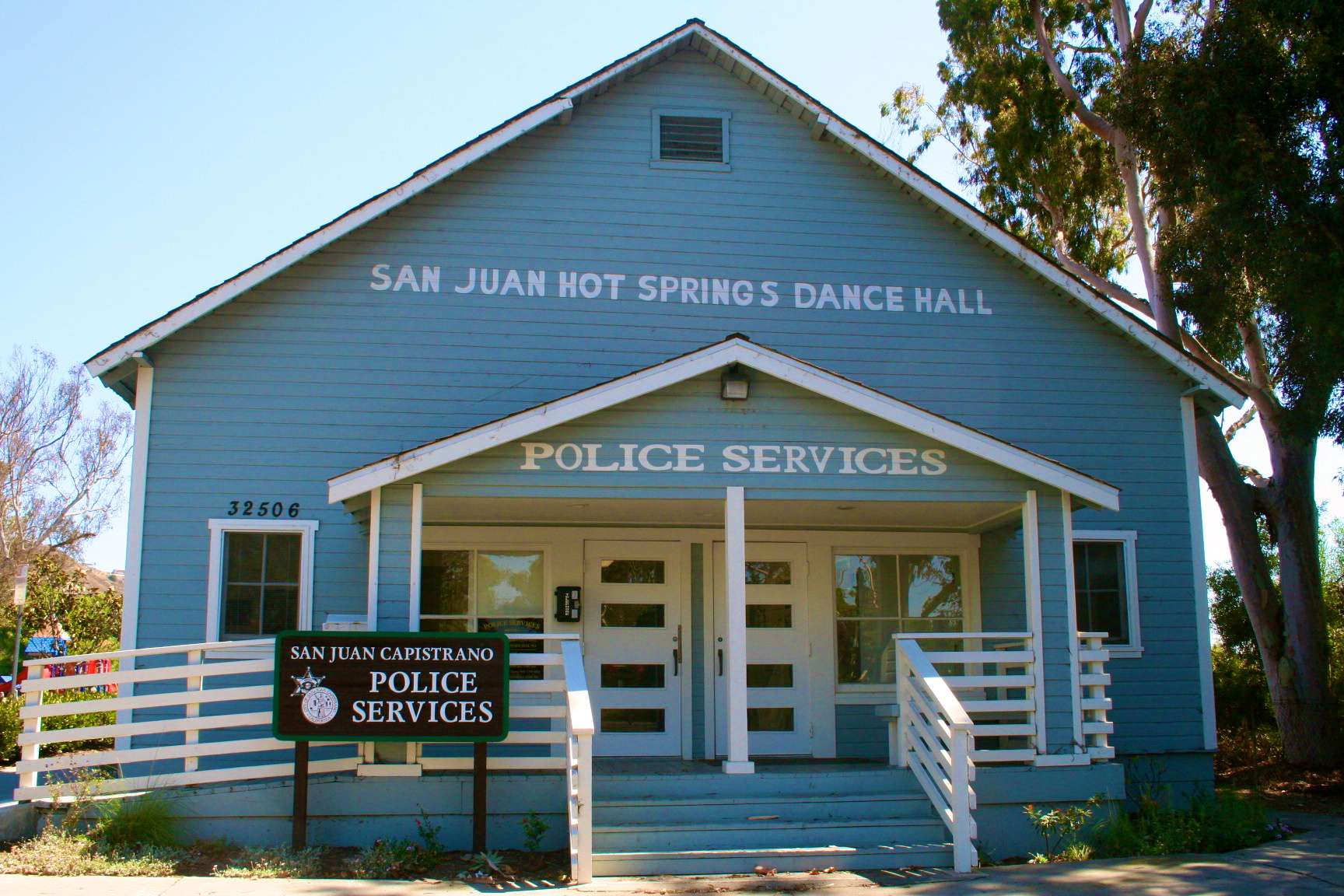 San Juan Capistrano Police Services. File photo