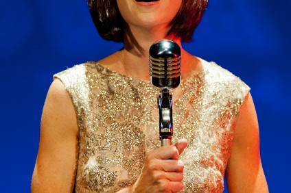 """Susan Egan, known for her role as """"Belle"""" in the original Broadway cast of Disney's Beauty and the Beast, is the featured act for the Mission's Romance of the Mission Benefit Gala on September 20. Photo by Javier Naval"""