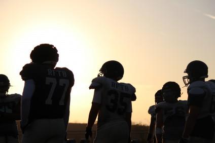 The San Juan area football teams will start their seasons next week. Photo by Steve Breazeale