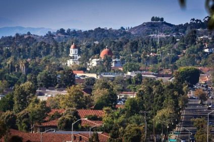 In 1989, the city of San Juan Capistrano adopted a ridgeline-preservation ordinance to protect designated hillsides from construction. Twenty-five years later, the payoff of that ordinance is easily observable just by glancing at San Juan's hillsides. Photo by Andrea Swayne