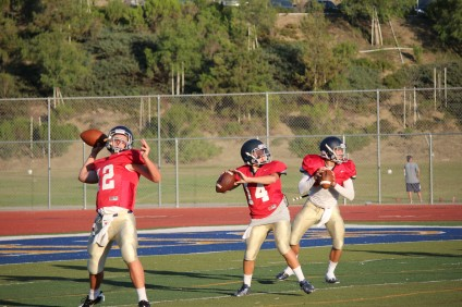 San Juan Hills High School will host their own passing league tournament Saturday, June 14. Photo: Steve Breazeale