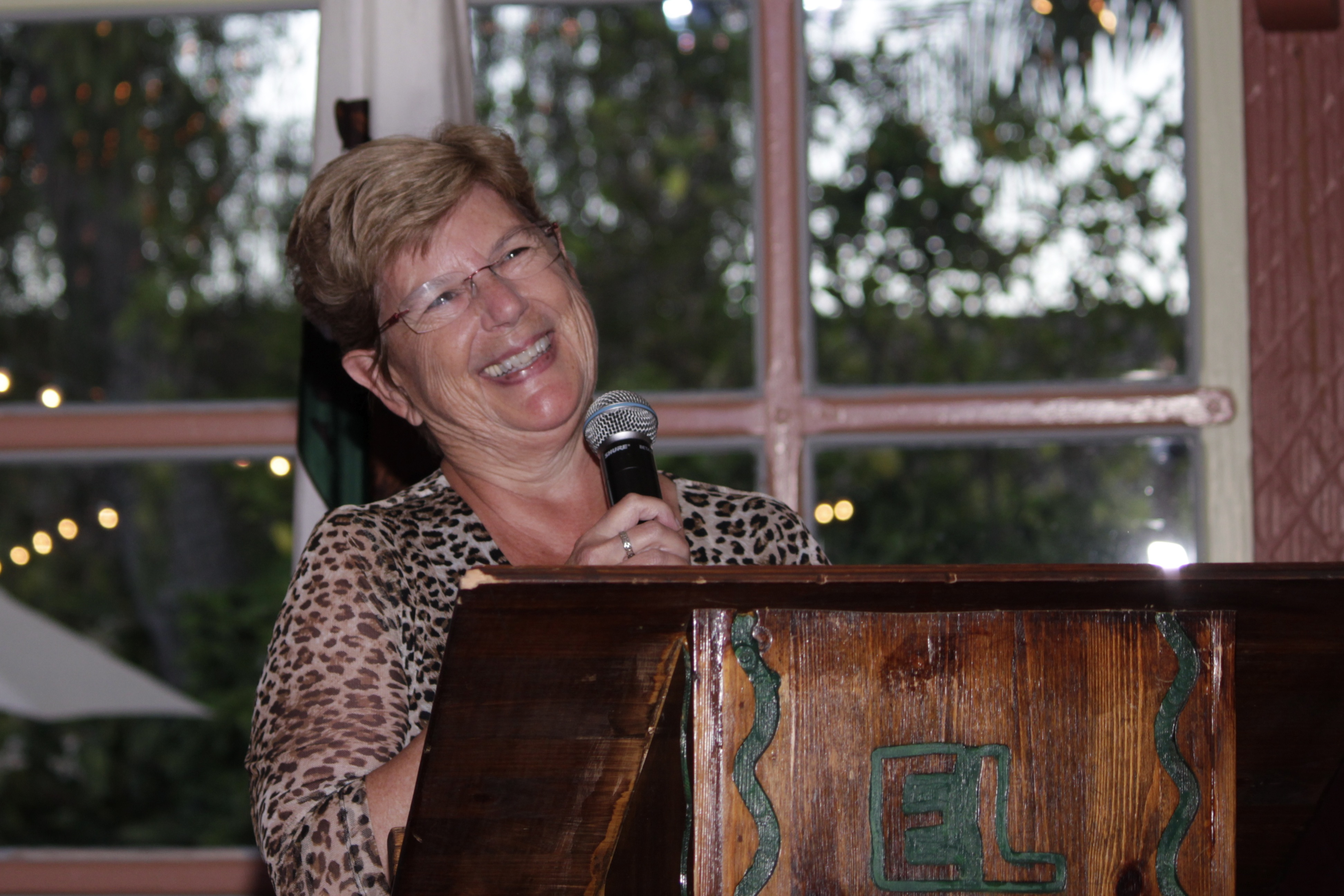 Travel agent and tour manager Ann Ronan was installed as the San Juan Capistrano Chamber of Commerce's board chair for 2014-2015. Photo: Brian Park