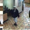 Authorities are searching for a man who robbed Chase Bank in San Juan Capistrano Wednesday afternoon. Courtesy of the Orange County Sheriff's Department