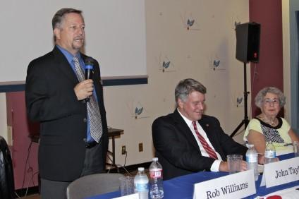 San Juan Capistrano City Council candidate Rob Williams. Photo: Brian Park