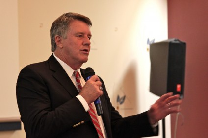 Incumbent Councilman John Taylor. Photo: Brian Park