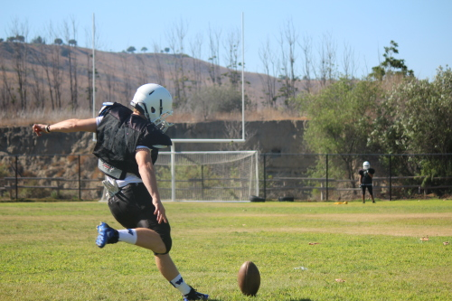Four of the five San Juan area high school football teams will be in action this weekend. Photo: Steve Breazeale