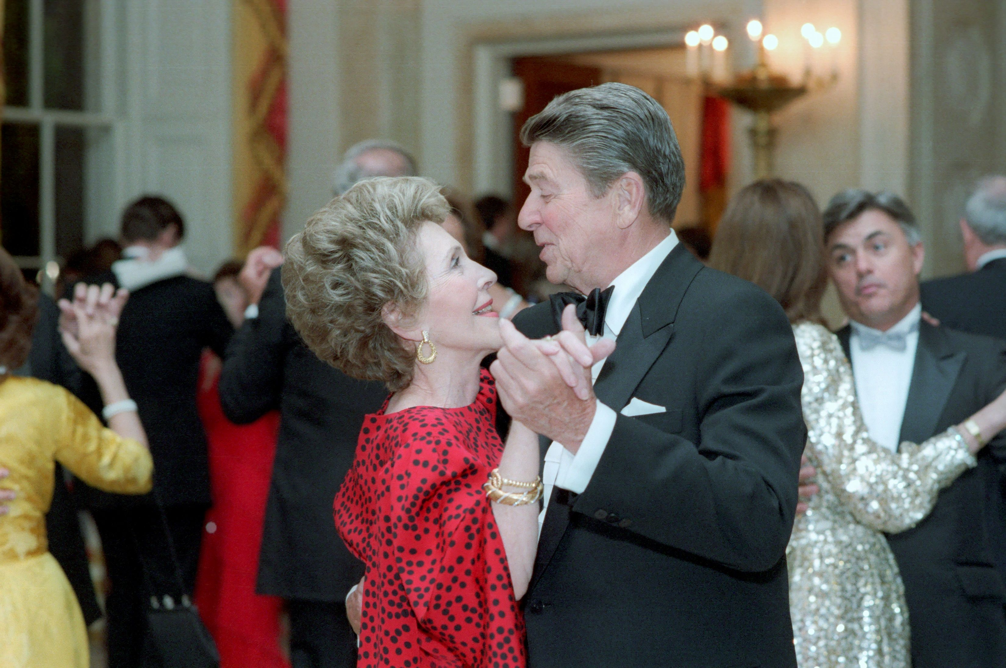 "Local filmmaker and founder of the West Coast Film Festival, Robert Kline, will premiere his documentary, ""The Reagans: The Legacy Endures,"" Oct. 30 at Regency Theatre. Photo: Courtesy of the Ronald Reagan Presidential Library"