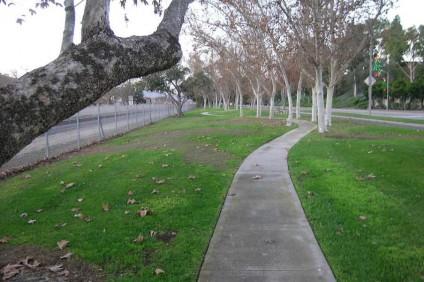 El Camino Real Park. Photo: Courtesy Gerry Muir.