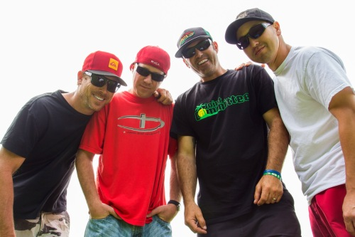 Joint Committee, a local reggae/rock band, recently released their first studio-backed album. Photo: Courtesy.
