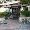 Café Mozart's outdoor patio and entrance. Photo: Samantha Hammer
