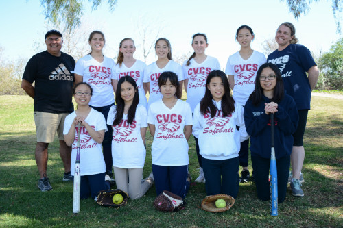 After not existing last season due to lack of interest, the Capistrano Valley Christian softball team is looking to build a foundation in 2015. Photo: KDahlgren Photography