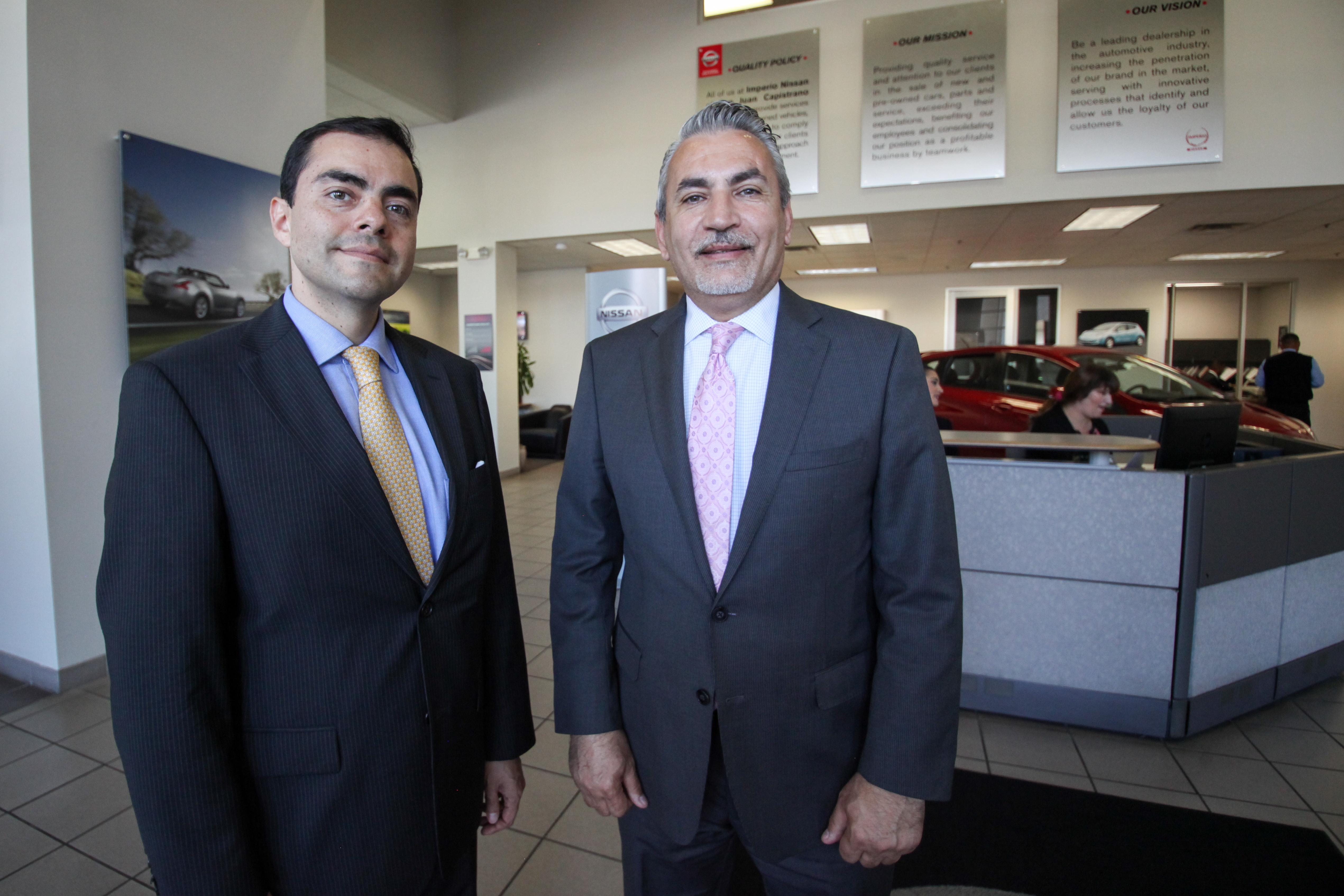 Business Beat: Imperio Nissan & Kia of San Juan Capistrano; We Olive