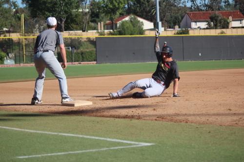 JSerra shortstop Chase Strumpf will help lead the Lions baseball team in 2015. Photo: Steve Breazeale
