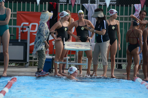 The JSerra girls swim team is looking to reach a fourth straight appearance in the CIF-SS Division 1 Championships. Photo: KDahlgren Photography