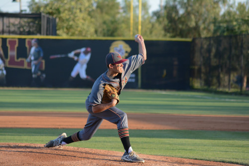 Sophomore Jack Owen and the JSerra pitching staff has allowed seven runs over their last six games. Photo: KDahlgren Photography
