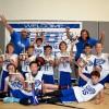 The Capo-Dana NJB sixth-grade boys All-Star team placed third at the NJB National tournament March 29. Photo: Courtesy