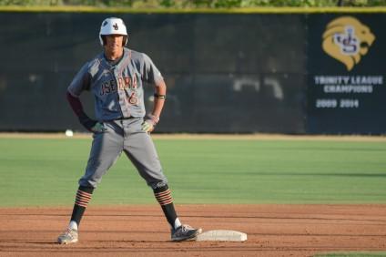 Sophomore Royce Lewis and the JSerra baseball team won the Boras Classic south bracket April 10. Photo: KDahlgren Photography