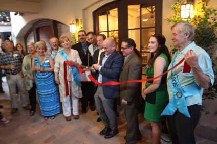 Sundried Tomato American Bistro and Catering opened its new event venue, Plaza Magdalena, in downtown San Juan Capistrano on April 30.