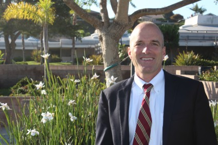 Former SCHS Principal Michael Halt. Photo: Jim Shilander
