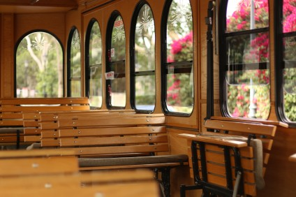 The new San Juan trolley is set to run from June 12 through Sept. 5, with the exception of the period between June 30 and July 5. Photo: Eric Heinz