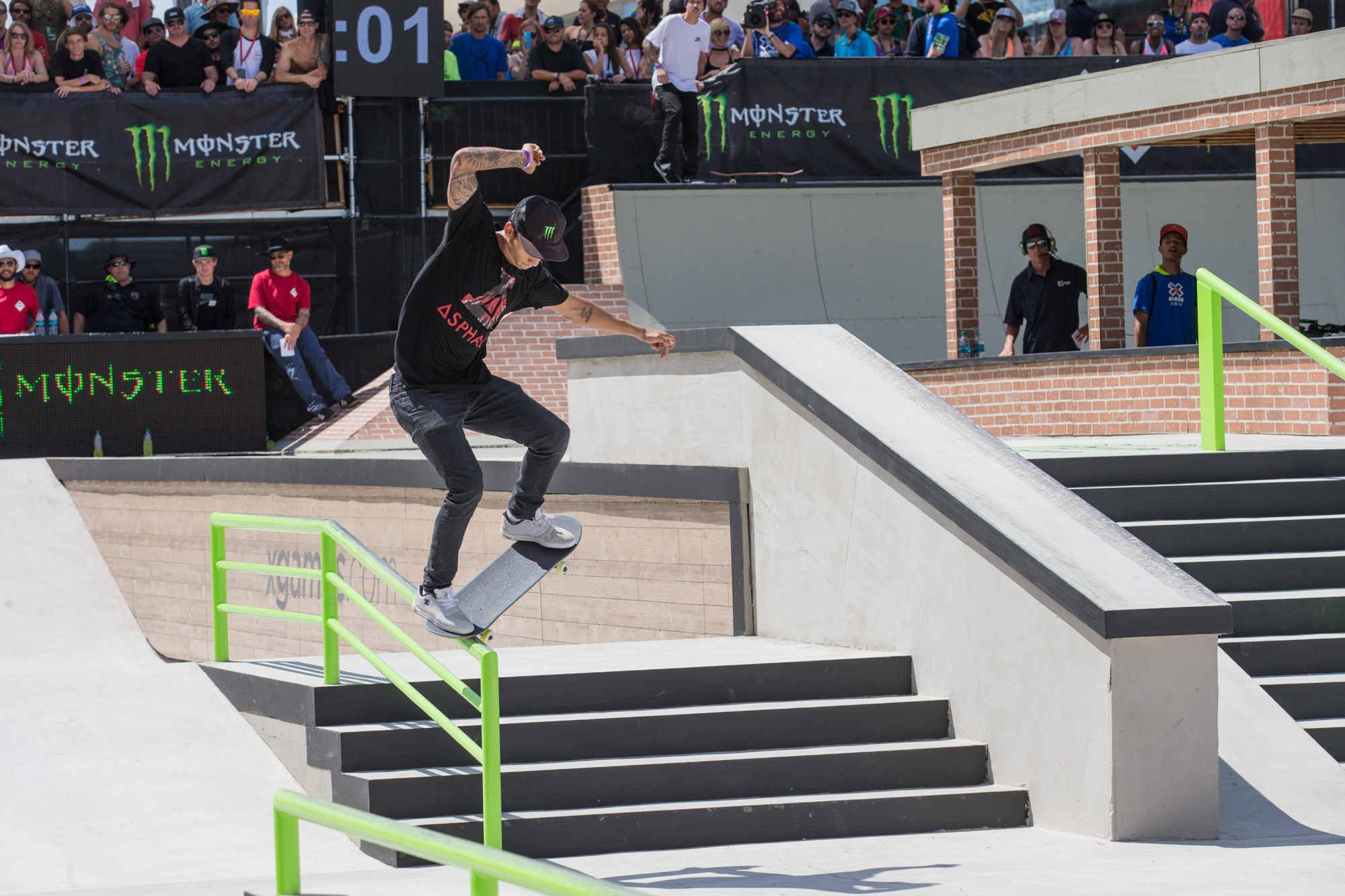 Huston Lands Gold at X Games Austin   The Capistrano Dispatch