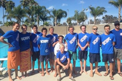 The Orange County Water Polo Club will compete in the 2015 National Junior Olympics later this month. Photo: Courtesy