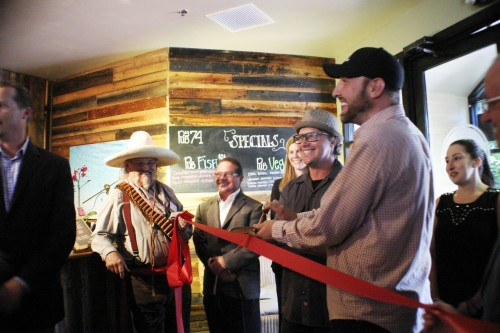 Public74's official ribbon cutting with the San Juan Chamber of Commerce took place on June 11. Photo: Courtesy of Public74