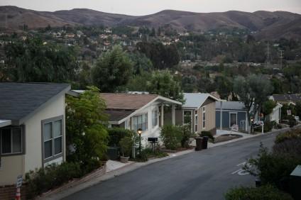 El Nido Mobile Estates. Photo: Allison Jarrell