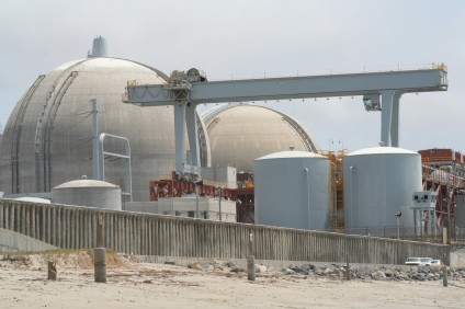 San Onofre Nuclear Generating Station. Photo: File.