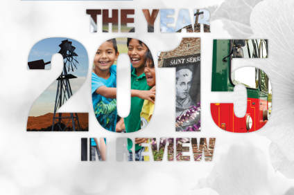 Year in Review Slider