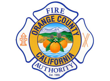 OCFA Logo fire