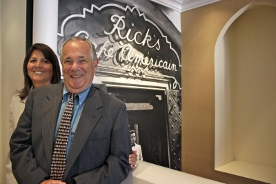 "San Juan Capistrano residents Robert Kline and Stephanie Heredia are hosting the 12th annual ""A Night at the Oscars"" event on Feb. 24. Photo: Brian Park"
