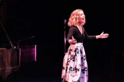 Saddleback College student Alex McDermott, of San Juan Capistrano, received a $1,000 scholarship from the Angels for the Arts for her work in theater arts. Photo: Courtesy of Saddleback College