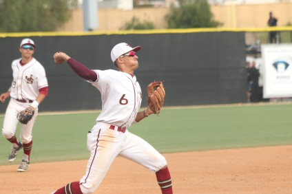 JSerra's Royce Lewis was named to the USA Baseball 18U National Team Trials roster. Photo: Eric Heinz