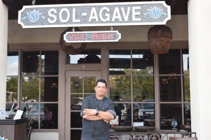 Chef Manny Velasco says his upscale Mexican eatery Sol Agave has found success at its new location in San Juan Capistrano. Photo: Cameron Sadeghi