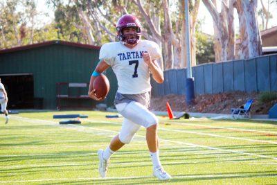 Senior quarterback George Krantz looks to build on an impressive junior campaign that saw him throw 43 touchdown passes. Photo: Steve Breazeale