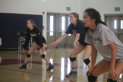 The St. Margaret's girls volleyball team returns experience and new players in 2016. Photo: Steve Breazeale