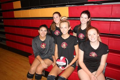 The JSerra girls volleyball team is off to a 10-6 start to its season. Photo: Steve Breazeale