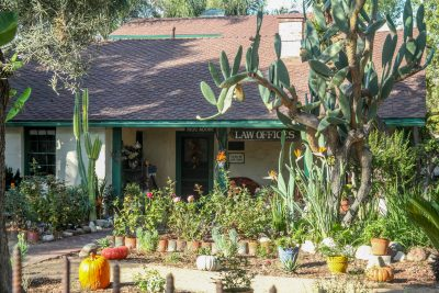 The Rios Adobe has been cared for by the Rios family for more than 200 years. Photo: Allison Jarrell