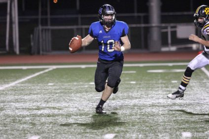 SVC senior quarterback Cade Henjum has been one of Orange County's most prolific passers in 2016. Photo: Avery Chambers