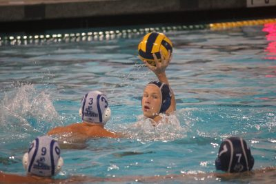 Eric Jones and the San Juan Hills boys water polo team had a season to remember in 2016. Photo: Steve Breazeale