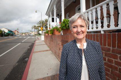 Mayor Kerry Ferguson. Photo: Allison Jarrell