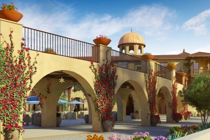 HotelCapistrano_Courtyard Arches
